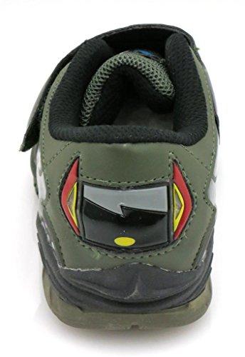 Primigi Jungensneaker Jungenschuhe Sneaker Schuhe Einlage Army Tarnfarben 31