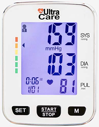 automatic wrist blood pressure cuff