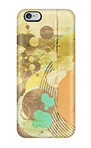 Special Design Back Flcl Phone Case Cover For Iphone 6 Plus(3D PC Soft Case)