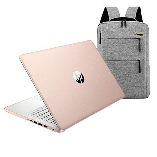 2020 HP 14 inch HD Laptop, Intel Celeron N4020 up to 2.8 GHz, 4GB DDR4, 64GB eMMC Storage, WiFi 5, Webcam, HDMI, Windows…