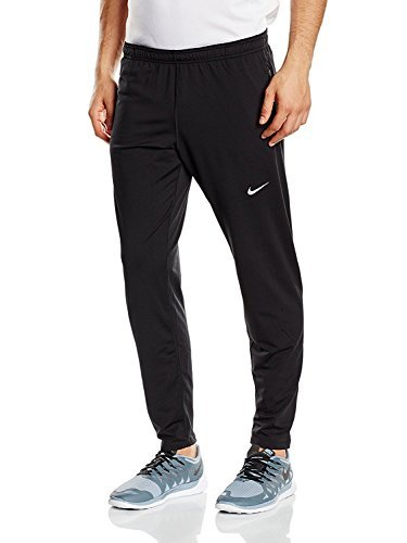 Nike Mens OCT65 Track Running Sweatpants Black 905062-010 Size Large