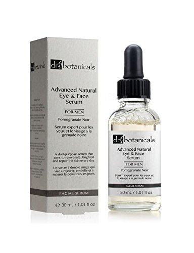 Dr Botanicals Pomegranate Noir Advanced Natural Eye & Face Serum for Men from Dr Botanicals