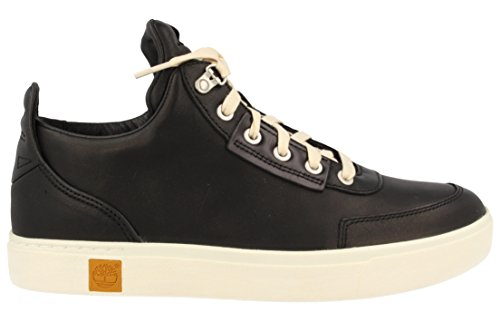 Sneakers Uomo Stringate High Nero Timberland Top Chu Amherst Black Xw1xwSq7R