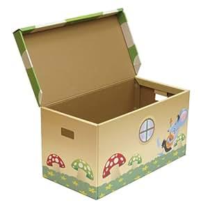 Kroom 46006 K 901 - Baúl para juguetes (100 litros)