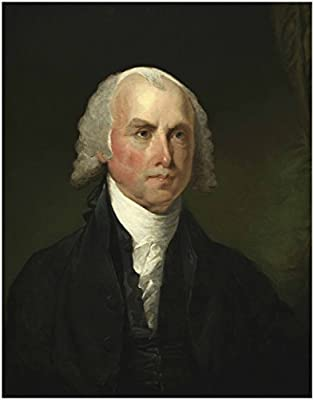 Official United States Presidential Portrait Series: JAMES MADISON