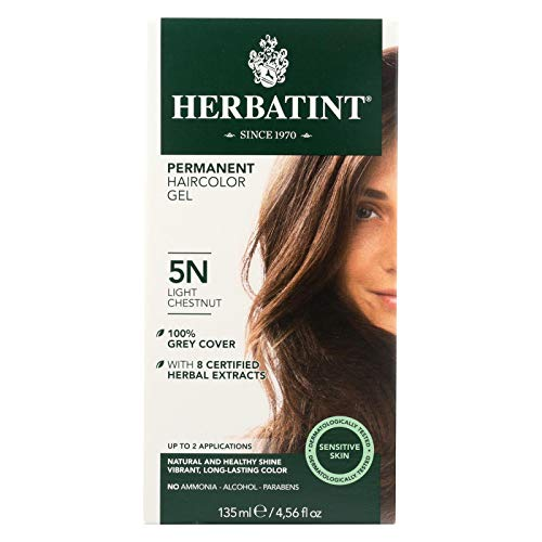 HERBATINT HAIR COLOR,5N,LGHT CHSTNT, -