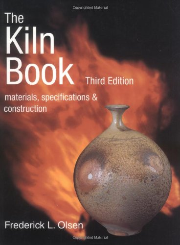 The Kiln Book: Materials, Specifications & Construction Pottery Pinecone