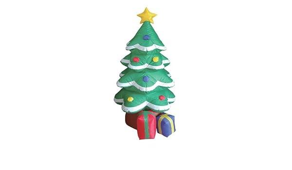 4 pies. Árbol de Navidad inflable patio decoración por BZB ...