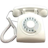 Cortelco 500WHT Cortelco Rotary Phone White