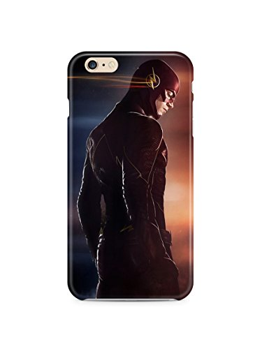 The Flash for Iphone 6 6s (4.7in) Hard Case Cover (flash4) (Flash The Case 6 Iphone)