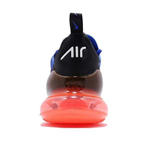 Nike Air Max 270 Mens Ah8050-401 Racer Blu / Iper Cremisi-nero