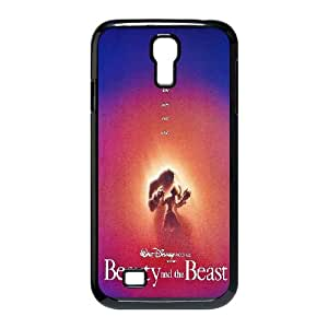 Beauty and the Beast The Enchanted Christmas Samsung Galaxy S4 9500 Cell Phone Case Black Zxae