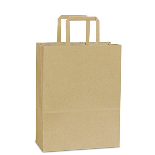 Holiday Paper Gift Bags - BagDream 10x5x13