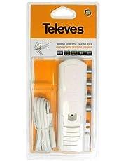 Televes 552840 AMP.VIV. 2S+TV 'CEI' 47.790MHZ G20DB VS106 6