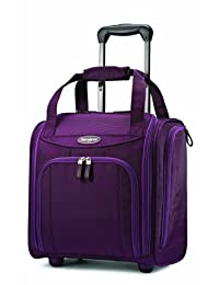 Samsonite Luggage Ladies Travel Small Wheeled Underseater, One Size, Purple
