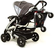 Babysun Nursery - Asiento con ruedas para enganchar en carrito de ...