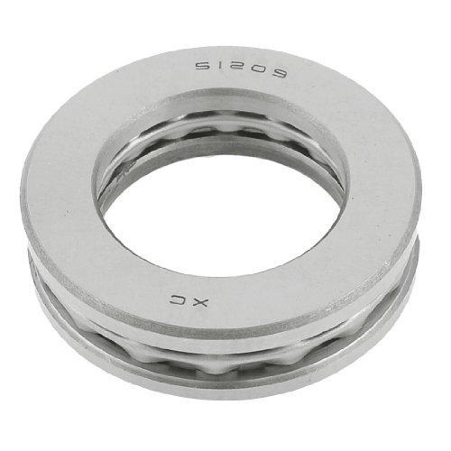 DealMux automá tico de 45 mm x 73 mm x 20 mm de acero al carbono axial rodamiento axial de bolas 51209 DLM-B00HG855PY