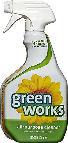 Green Works All-Purpose Cleaner, 32oz Spray Bottle