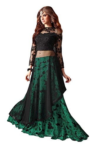 Delisa Readymade Indian Designer Party Wear Lehenga Suit Msk 19003 G