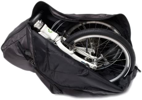 """DAHON STOW BAG XL PADDED STORAGE BLACK BAG NEW For Folded 20/"""" and 26/"""" Bikes"""