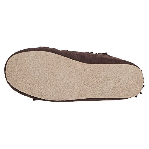 Chocolate Women's Moccasin Boots Taupe