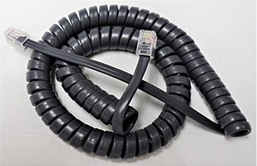 - Lot of 5 Gray 9' Ft Handset Cords for Avaya Digital/IP Phone 2400 4600 5400 5600 Series 2410 2420 4610 4620 4620SW 4621 4630SW 5410 5420 5602 5610 5610SW 5620 5620SW 5621SW Pack by DIY-BizPhones