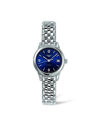 Longines Transparent Watch (Longines Les Grande Classiques Flagship Automatic Transparent Case Back Women's Watch)