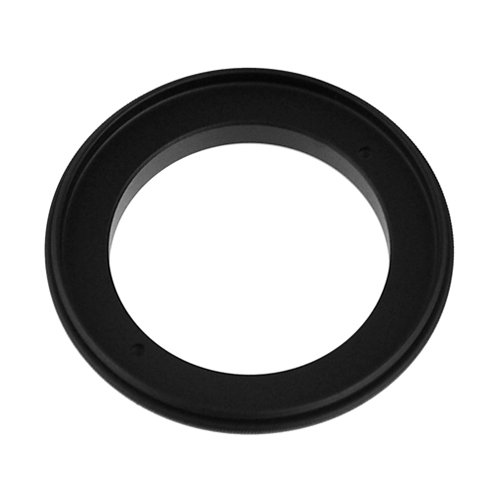 (Fotodiox 58mm Filter Thread Macro Reverse Mount Adapter Ring for Pentax K Camer, Fits Pentax)