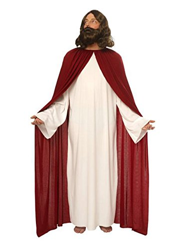 Jesus Costume - X-Large - Chest Size (Cheap Biblical Costumes)