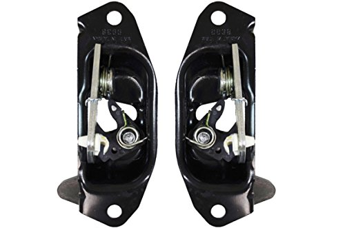 PT Auto Warehouse GM-7523-TGP - Tailgate Latch Assembly - 1 Pair