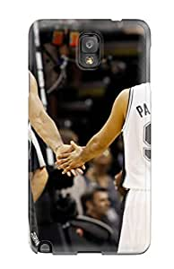 Best san antonio spurs basketball nba (8) NBA Sports & Colleges colorful Note 3 cases