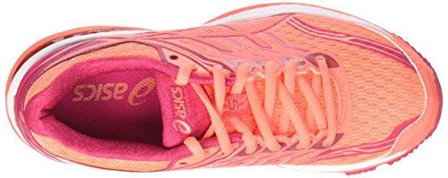 5 Rose de Chaussures Coral Femme Pink 2000 Flash Rose Running Asics Bright Coral Gt ZIw0xqE