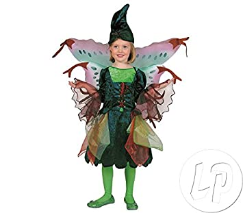 Disfraz Funny Elfa Infantil T. 128: Amazon.es: Juguetes y juegos