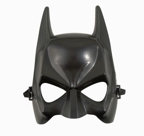 Kingzer Batman Mask for Halloween Masquerade Cosplay Costume (Hockey Mask Halloween Costume)