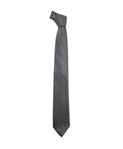 Pixelated Slim Poly Woven Tie - Tie Pixelated