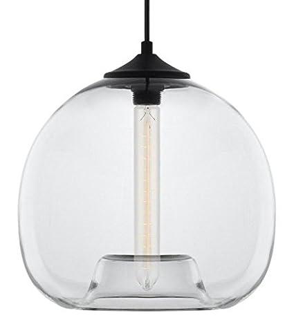 Ori clear glass one light pendant lamp linea di liara ll p515 cri ori clear glass one light pendant lamp linea di liara ll p515 cri audiocablefo