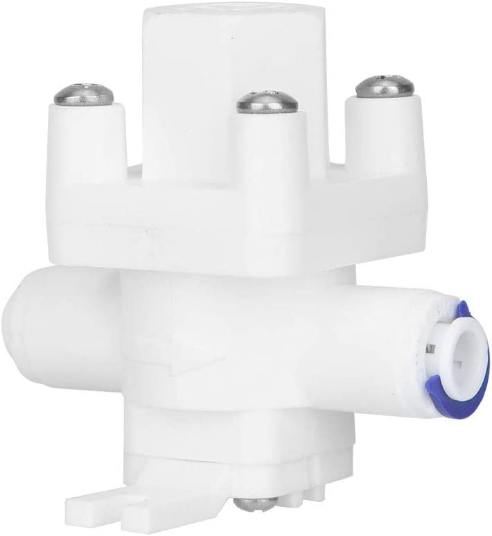 Aeloa 1/4 Inch Tube Quick Fitting Connect Reducing Valve - Pressure Regulator for Reverse Osmosis Water Purifier