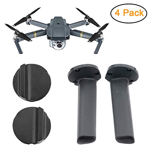 (DJI Mavic Pro Accessories Original Left/Right Front/Back Arm Landing Gear Repair Replace Parts for Drone (Set of 4))