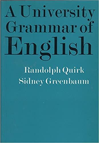 A UNIVERSITY GRAMMAR OF ENGLISH EBOOK