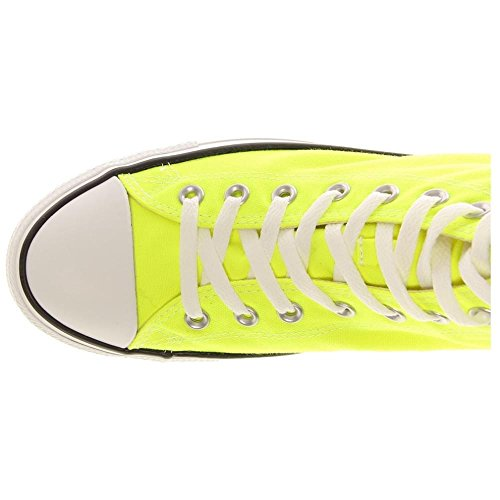 Converse Chuck Taylor All Star Speciality Hi - Botines de lona unisex Electric Yellow