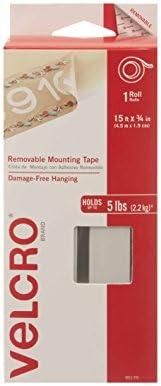 VELCRO Brand HANGablesRemovable Wall FastenersDecorate Without Damaging Yo