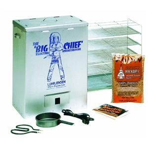 Smokehouse Prod. Inc. 9890 Big Chief Electric Smoker