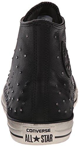 Men's Mini Black Chuck Converse Star Taylor 001 Stud All Black 151295C FwTPq1B