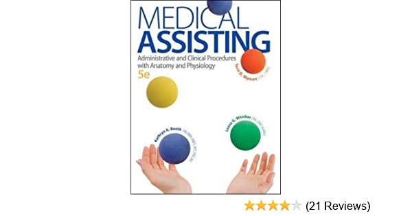 Medical assisting administrative and clinical procedures with medical assisting administrative and clinical procedures with anatomy and physiology 5th edition 9780073402321 medicine health science books amazon fandeluxe Gallery