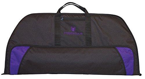 Tarantula Archery Deluxe Bow Case Black/Purple, RNUM/Junior