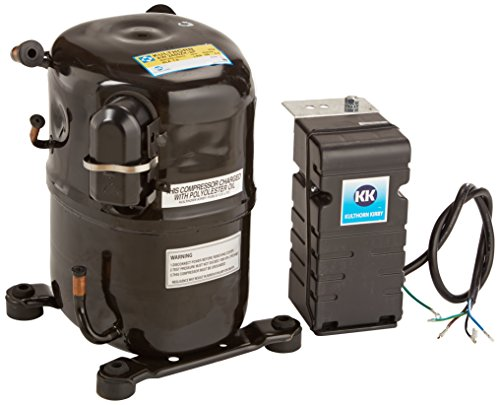 Kulthorn AW 2450Z-2 Commercial Refrigeration Compressor, Black by Kulthorn