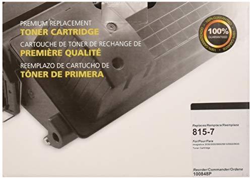 CIG 100848P Remanufactured Toner Cartridge for Pitney Bowes - 2030 Bowes Pitney