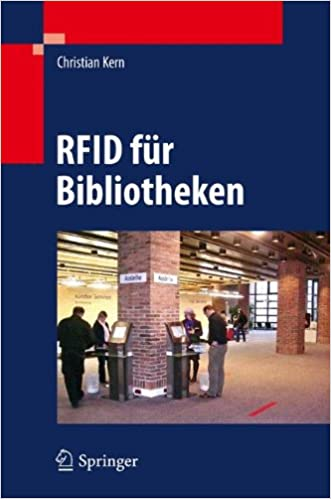 RFID für Bibliotheken (German Edition)