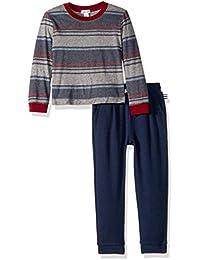 Splendid Boys Long Sleeve Pant Set, Phantom Ink - Toddler, 4T