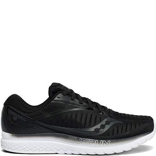 Saucony Men's Kinvara 10 Running Shoe, Black, 9 M US (Worlds Best Running Shoe)